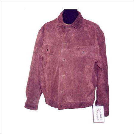 Mens Leather Jacket in  T Nagar