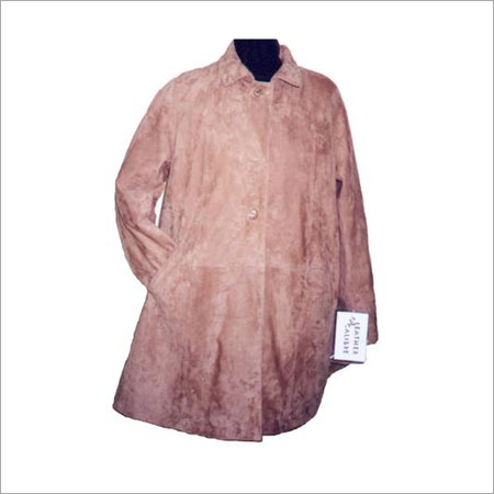 Mens Leather Overcoat in  T Nagar