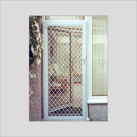 Safety doors grill in raipur chhattisgarh kesri metal for Safety door design