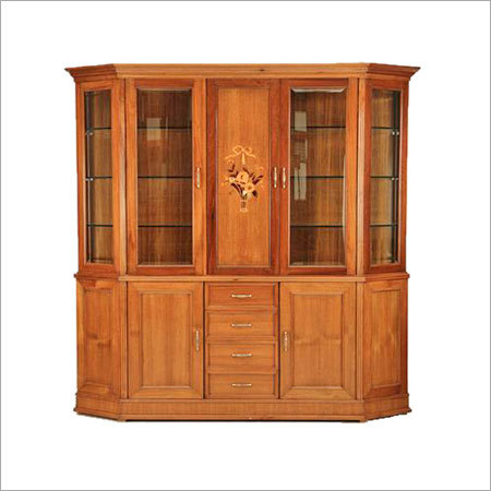 Teak wood designer showcase in new area chennai exporter and manufacturer - Furnitur photos ...