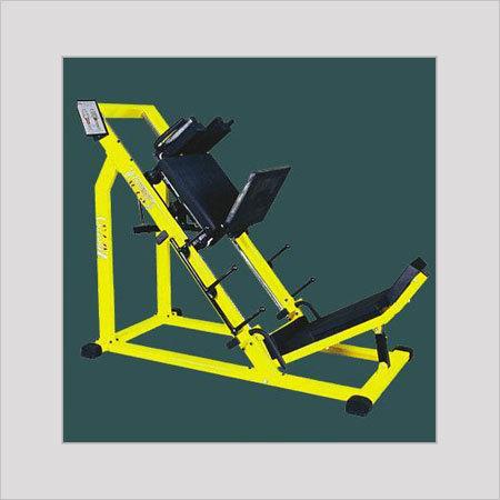 Hack Squat with Leg Press