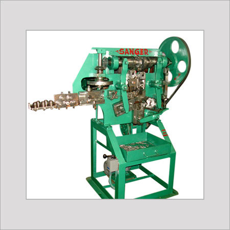 Hanger Hook Making Machine