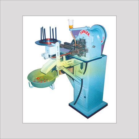 Automatic Staple Pin Machine in  Anand Parbat Indl. Area