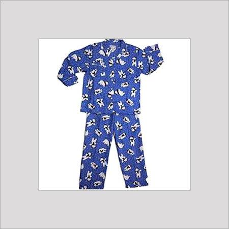 Flannel Night Suit