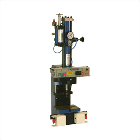 Compact C Frame Hydro Pneumatic Press In Vasai Maharashtra Brrit Pneumatic Systems