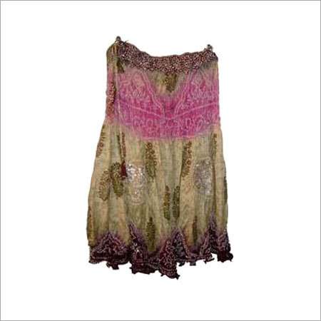 Silk Skirt in  Mahaveer Nagar