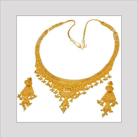 Gold Necklaces In Kolkata West Bengal India Samanta Jewellers