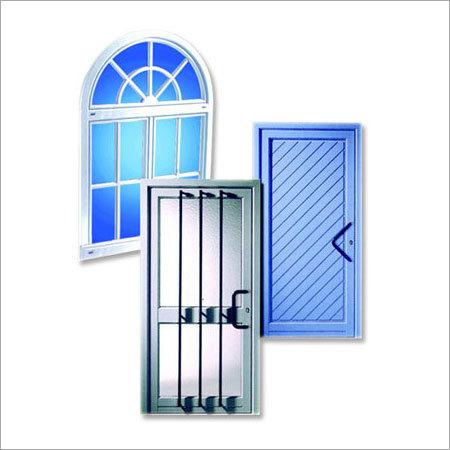 Aluminium Doors in Pretoria Street. Aluminium Doors in Pretoria Street  Kolkata   Exporter and