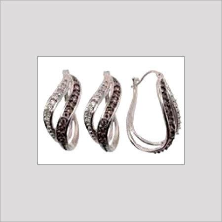 Designer Diamond Pendant Set