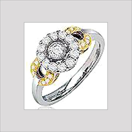 DESIGNER DIAMOND LADIES RING