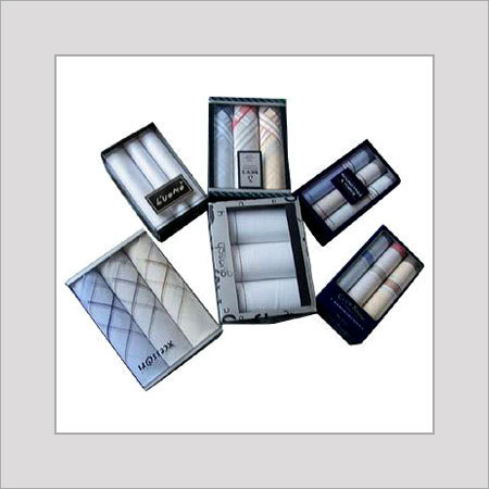 Gents Handkerchief  Set