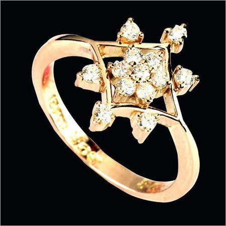 Diamond Studded Gold Rings in Kolkata West Bengal Senco Gold Ltd