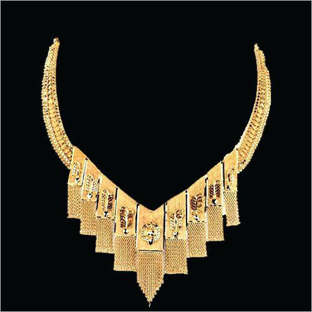 Gold Necklace in Kolkata West Bengal India Senco Gold Ltd