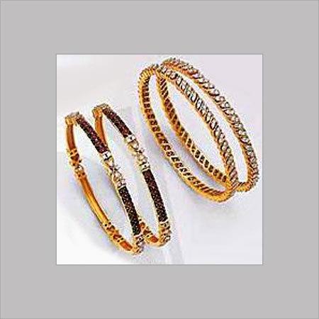 DESIGNER DIAMOND BANGLES in Mumbai Maharashtra Royal Chains Pvt