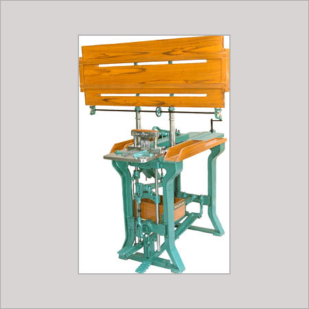 Manual Jacquard Card Punching Machine