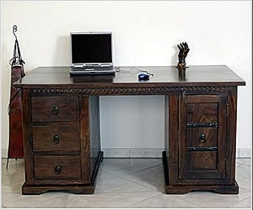 Wooden Office Table in Residency Road Jodhpur Exporter and