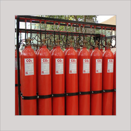 CO2 Gas Flooding Systems