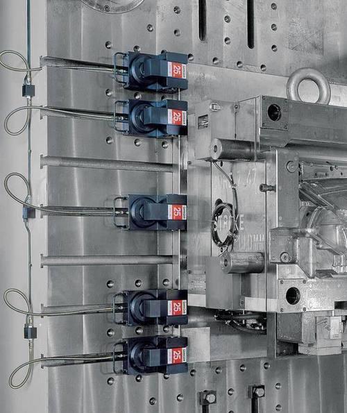 Quick Mold Change System In Dah Tsuen Changhwa Exporter