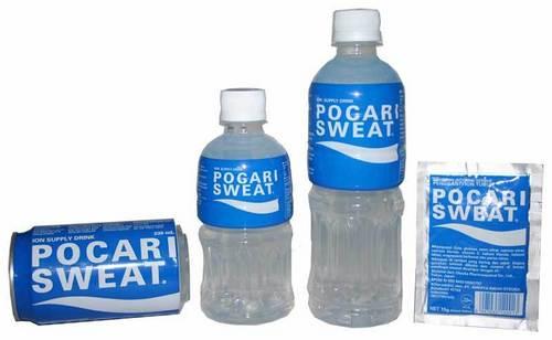 Pocari Sweat Isotonic Drink in  Raya Darmo Permai I/38