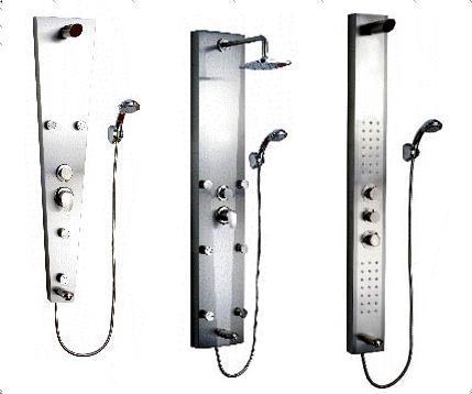Steel Shower Panel in  Andheri (W)