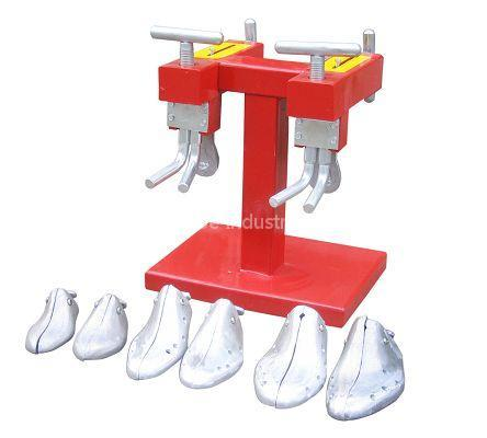 Stretching Machine With Two Heads