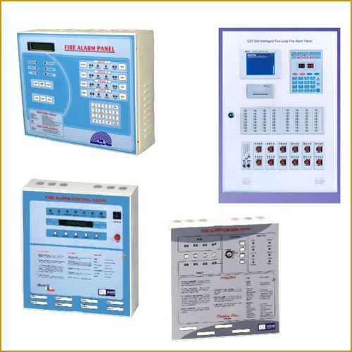 Addressable & Conventional Fire Alarm Panels