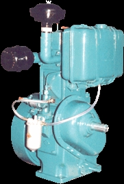 Single Cylinder (5HP) Diesel Engine