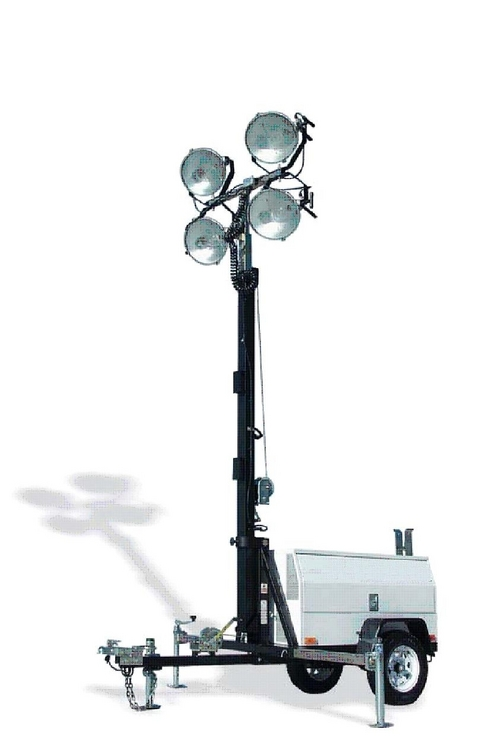 mobile lighting towers in nagpur maharashtra jyosan techno service. Black Bedroom Furniture Sets. Home Design Ideas