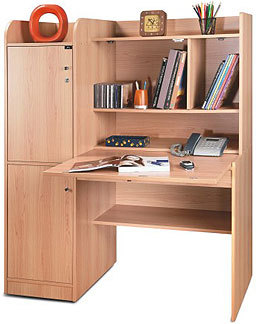 Study tables with books rack in d b road coimbatore manufacturer Home furniture online coimbatore