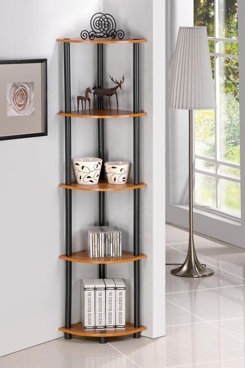 Wooden Corner Shelf Country Singapore