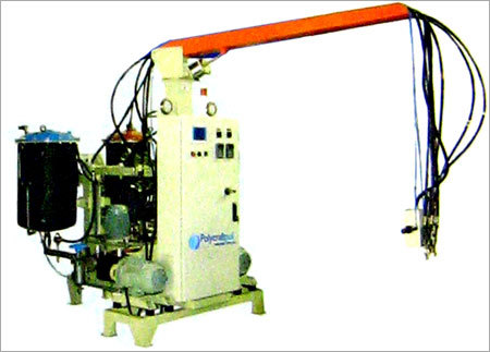 HIGH PRESSURE POLYURETHANE FOAM DISPENSING MACHINES
