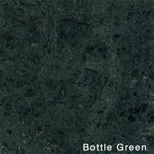 BOTTLE GREEN MARBLE in  14-Sector