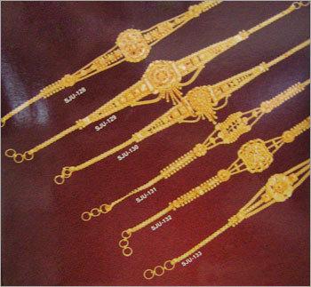 golden bracelet gents