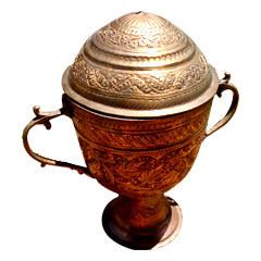 Copper Bowl