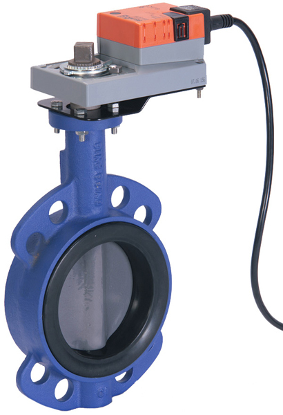 Motorized Control Butterfly Valves In Makarpura Vdr