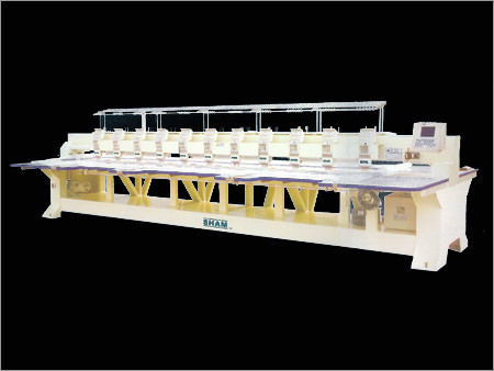 Embroidery Machine Series 611 in  N.S. Road