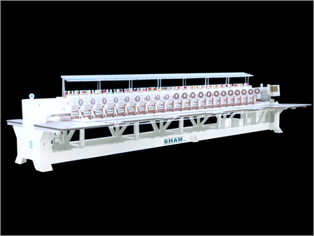 SEQUENCE Computer Embroidery Machine 912 Series in  N.S. Road
