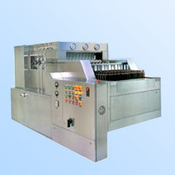 Automatic High Speed Linear Bottle Washing Machine