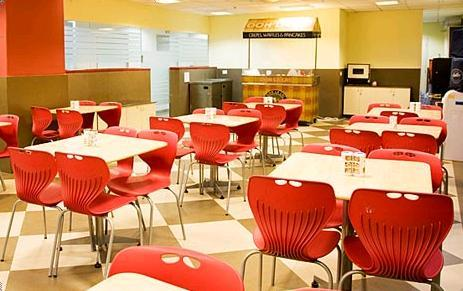 OFFICE CAFETERIA SEATING in Chittranjan Park, New Delhi - Manufacturer
