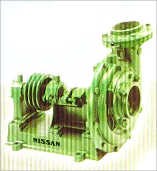 CENTRIFUGAL PULLEY DRIVEN PUMP