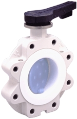 NEO TECHA BUTTERFLY VALVE in   Post Maghasar