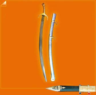 Lion Head Sword in  Santacruz (W)