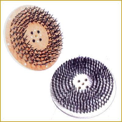 Disc Brushes in  Rasta Peth