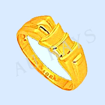 Gents Gold Ring in Tuticorin Tamil Nadu MTV Jewellers Private