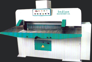 Semi Automatic High Speed Paper Cutter