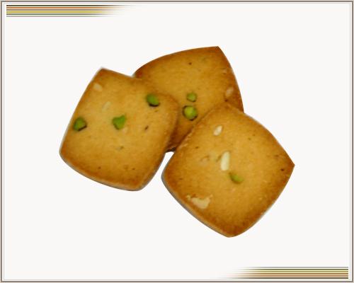 Kaju Pista Biscuits