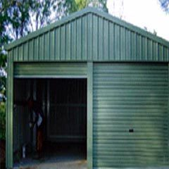 Steel Industrial Shed in  New Area
