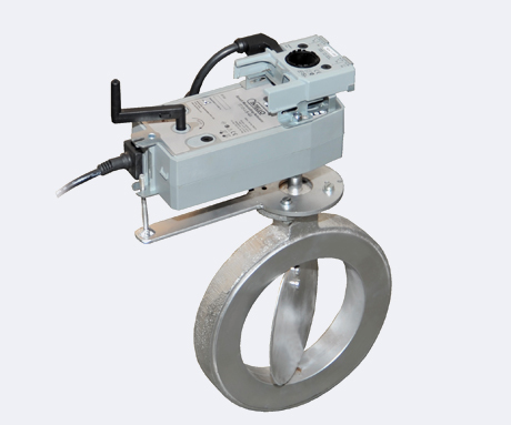 Motorized Butterfly Valves in  Shivane