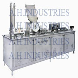 Automatic Ampoule Rondo Packing Machine
