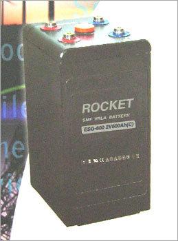 Rocket SMF VRLA Battery